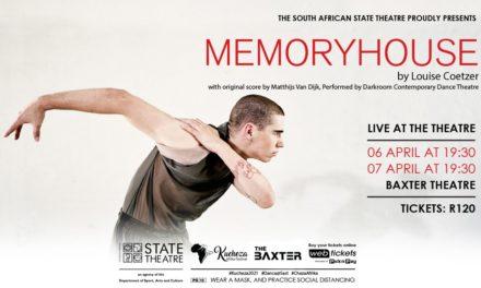 Dance: Darkroom Contemporary's Memoryhouse at hybrid Kucheza Afrika Festival