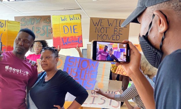Arts activism: Creatives in Cape Town call for protests against the NAC