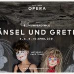 Back on stage: Cape Town Opera – announces 2021 season