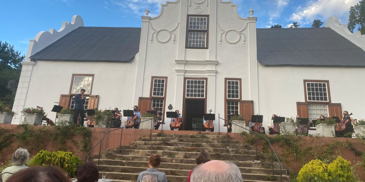Music alert: Sign up for The Cape Town Philharmonic's newsletter