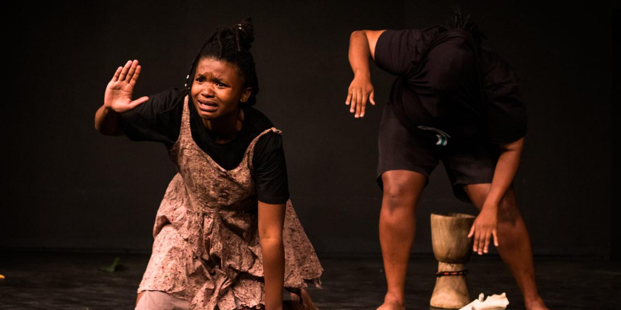 On stage: Baxter Zabalaza Theatre Festival, 2021