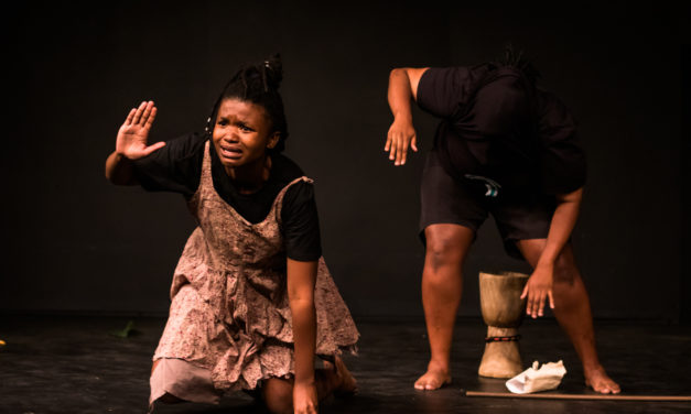 On stage: Baxter Zabalaza Theatre Festival, 2021
