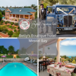 Travel: Betty's Boutique Guesthouse, Mossel Bay –bid on travel, March 2021