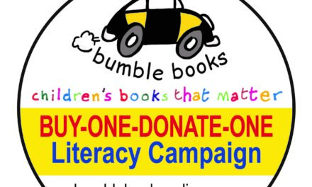 Books: Bumble Books, launches six new titles to promote literacy