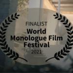 Film festival alert: SA film Creep, finalist in World Monologue Film Festival (WMFF) 2021