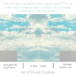 Video installation: s h i f t i n g s a n d s //\\ s a n d s s h i f t i n g, Cape Town, 2021