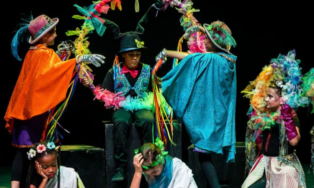 On stage: Shakespeare Schools Festival South Africa 2021