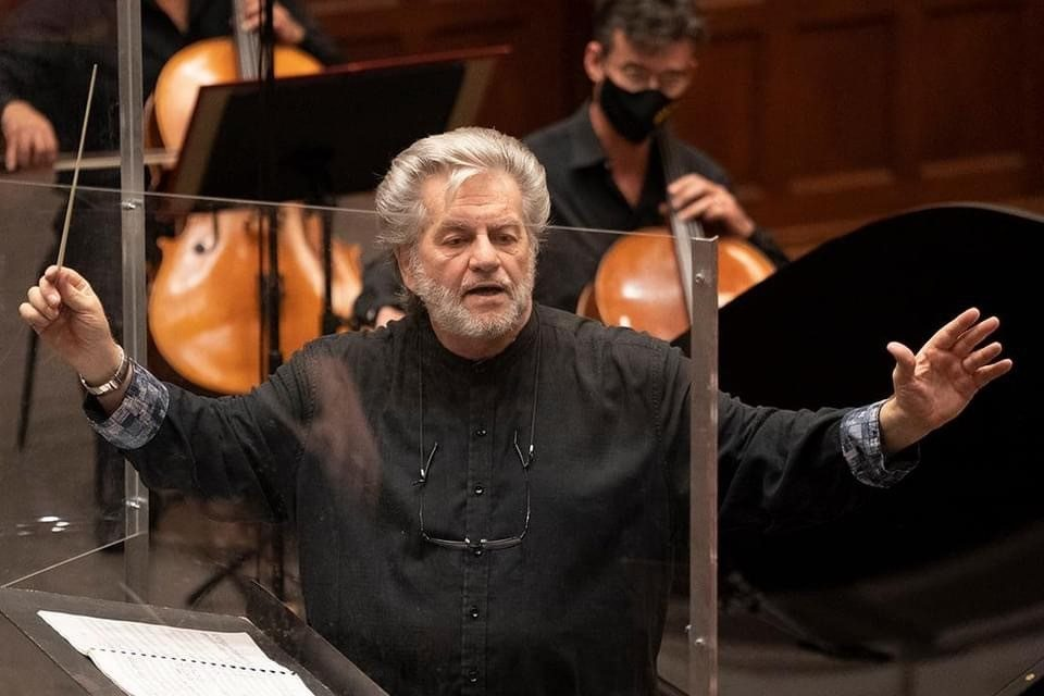 Concerts online:  The CPO's Winter Cyber Symphony season 2021
