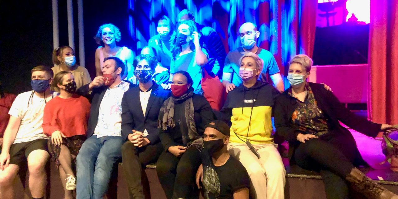 Theatre review: A Boarding Line, A Musical Extravaganza, June 2021, Cape Town
