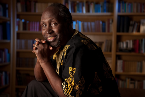 Online lecture series: Ngũgĩ wa Thiong'o at ICA's 2021 Great Texts/Big Questions