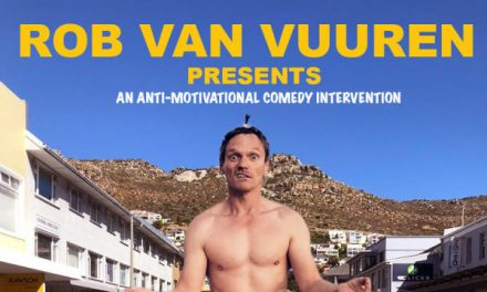 Comedy review: Enough is Enough says Rob van Vuuren at NAF 2021