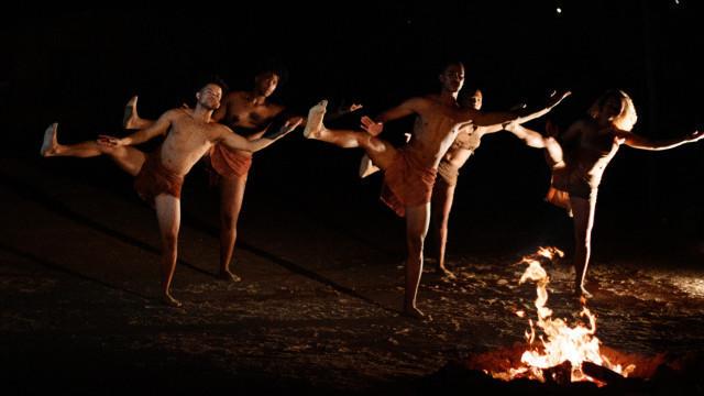 Dance theatre watch list: Gat innie Grond, Wond in My Siel', Garage Dance Ensemble, NAF 2021