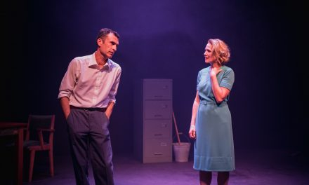 Review: The Unlikely Secret Agent, the play, Drama Factory, 2021