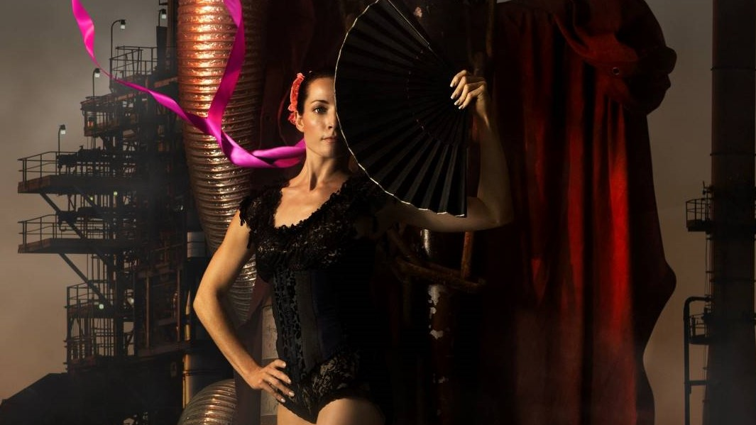 On stage: Cape Town City Ballet dancing Veronica Paeper's Carmen, August/September 2021