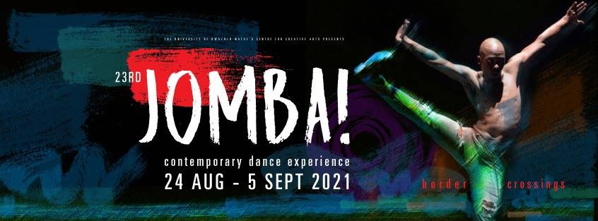 Dance festival: JOMBA! Contemporary Dance Experience, online August 24 to September 5, 2021