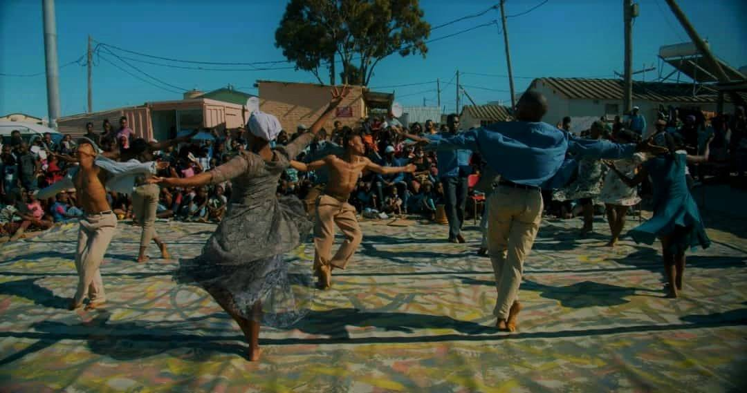 Documentary: Indoni Dance's journey behind its powerful, Locked Doors, Behind Doors, premieres at Artscape Women's Humanity Arts Festival, 2021