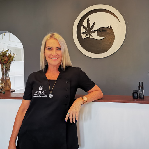 Health: Holistic entrepreneur, Michelle Campbell taking Green Cat Health to new highs