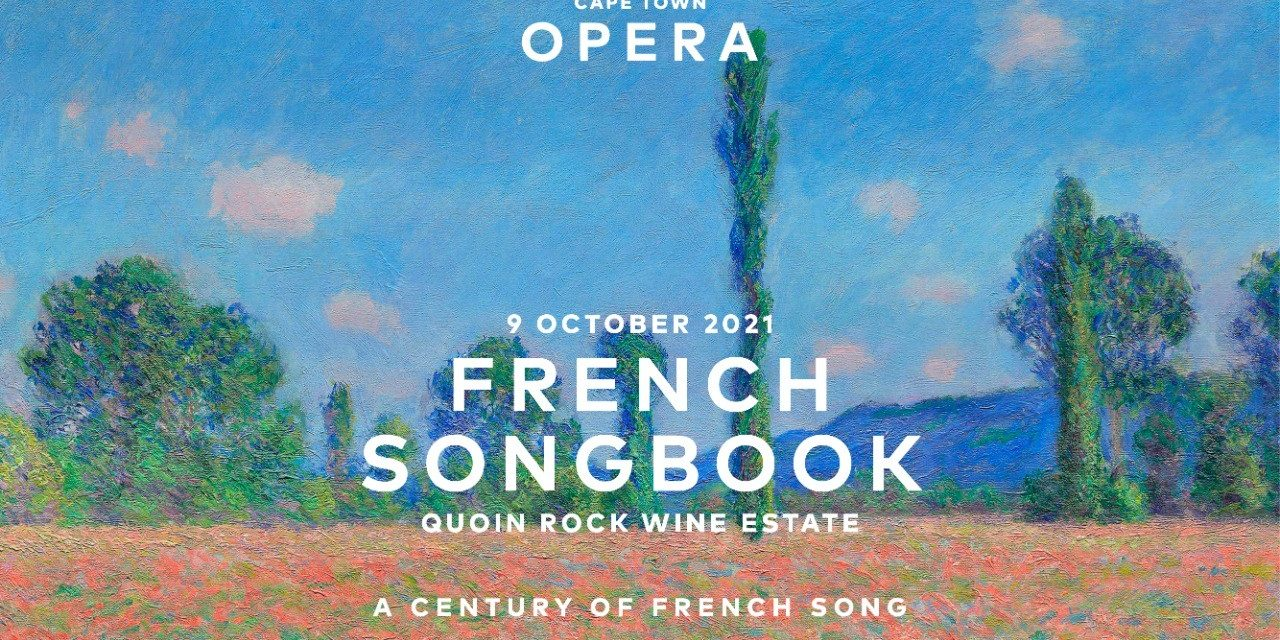 Opera: Cape Town Opera presents French Songbook in Cape Winelands