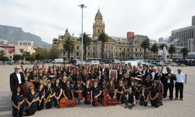 Concert of Gratitude by the Cape Town Philharmonic Orchestra for healthcare workers
