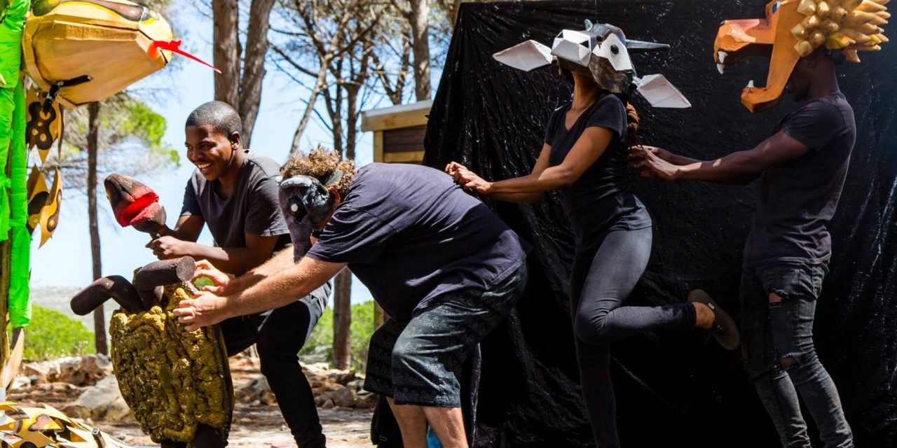 Theatre: Cape Town's Jungle Theatre Company inspiring young people to create theatre